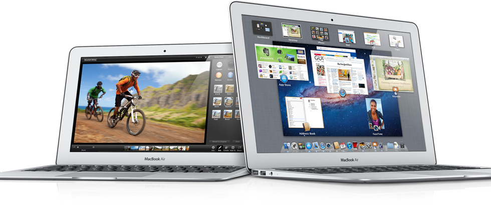 O săptămână cu MacBook Air