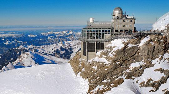 Calea ferată Jungfrau