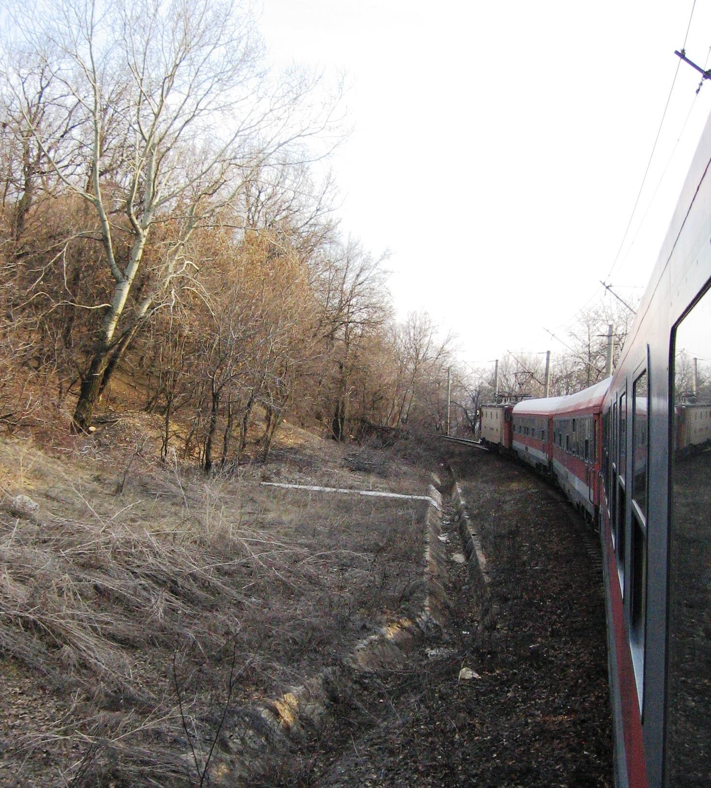 Glasul roților de tren