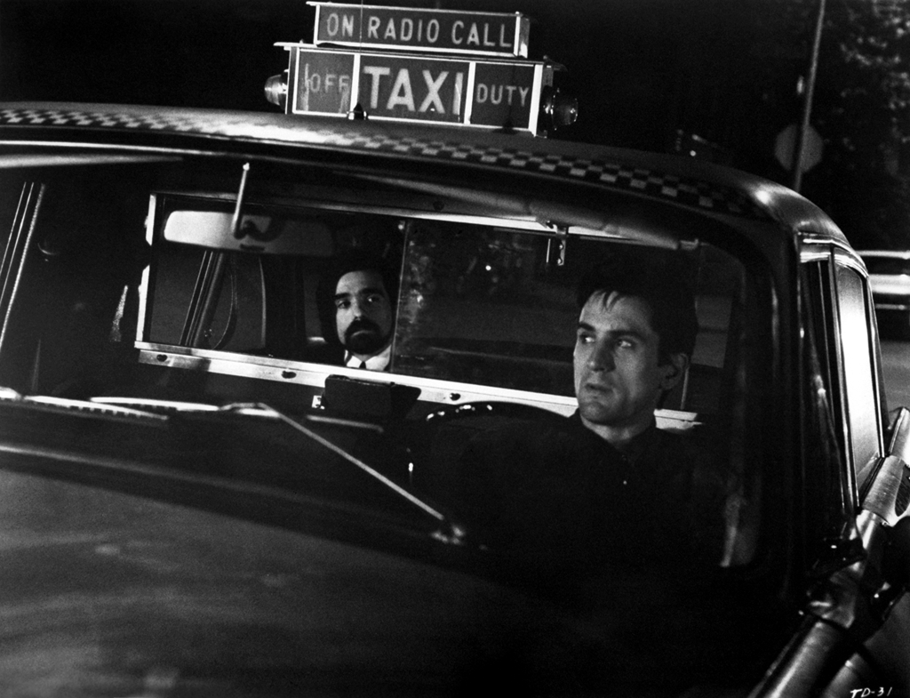 Taximetristul și mașina lui