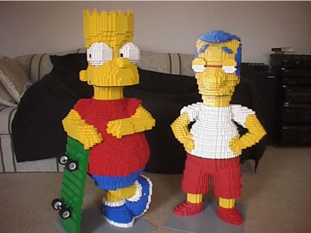 Fascinația Lego