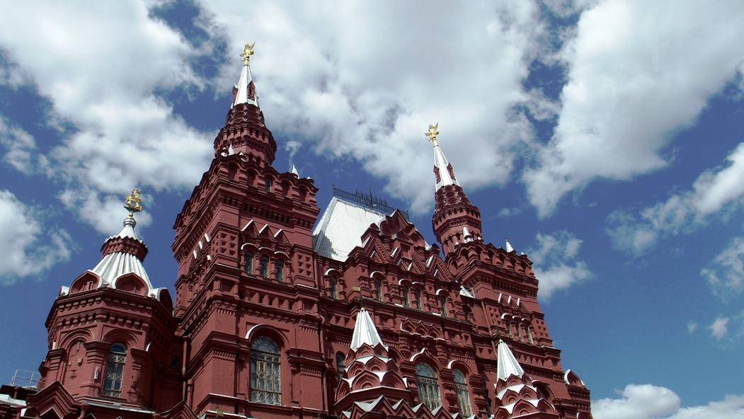 Moscova (2) – Piaţa Roşie