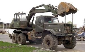 truck.ru.army ex.Kraz255B.eov4421