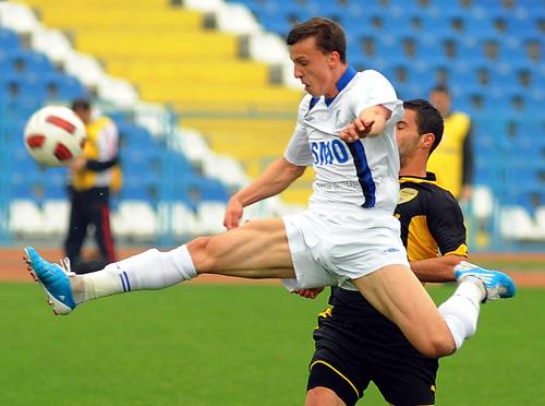 LPF2010 - PANDURII TARGU JIU - FC BRASOV
