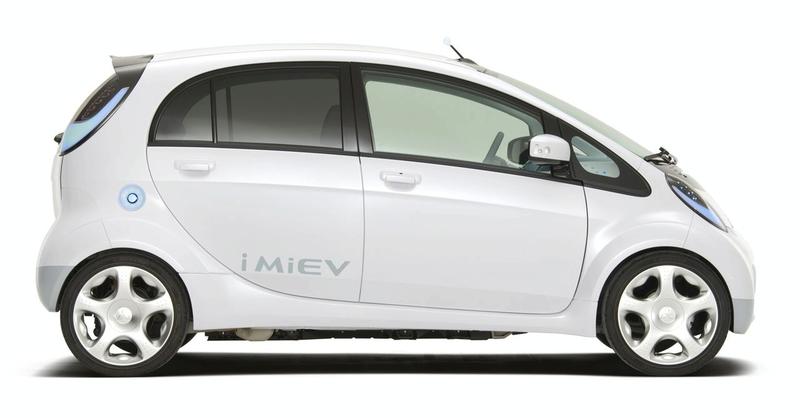 Viitorul e acum: Mitsubishi i-MiEV