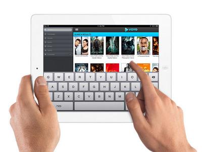 Voyo pentru iPad, plusuri și minusuri