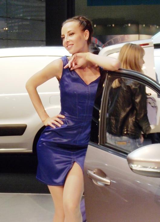 Moscova – Salonul Auto International (MIAS) 2012